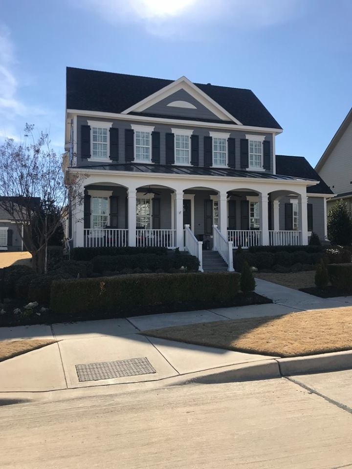 Exterior House Painting Services Allen Mckinney Plano The