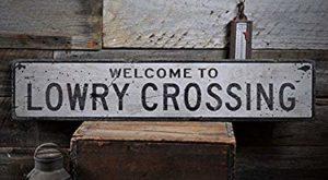 lowry crossing